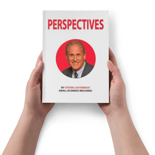"Get Steve Lauterback's E-book""PERSPECTIVES"